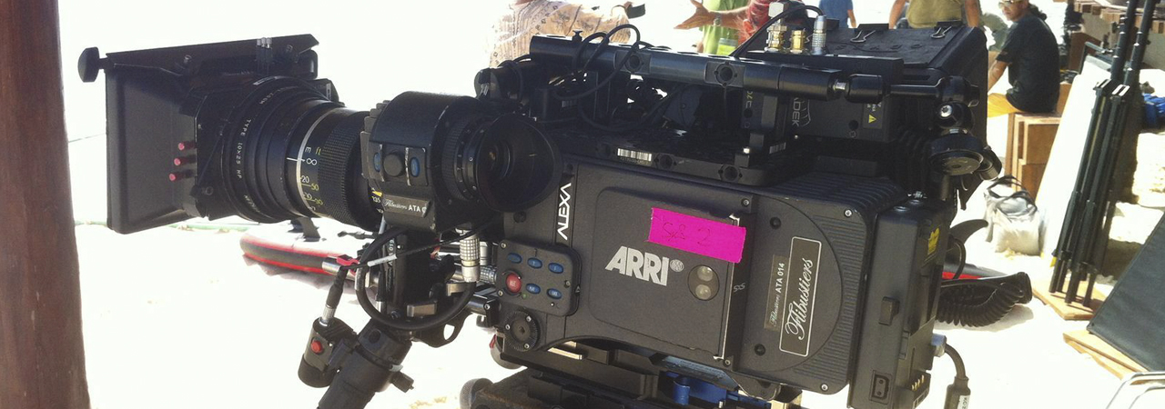 professional video equipment